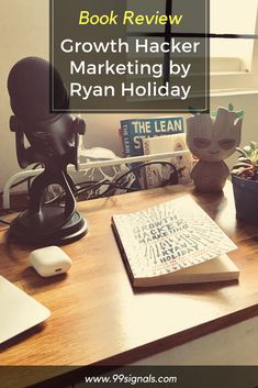 Quick Reads, Growth Hacking, Competitor Analysis, Influencer Marketing, Startups, Plastic Canvas, Book Review, Hustle, The Book