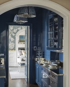 Butler's Pantry | Lee Ann Thornton Interiors