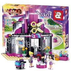 29.99$  Watch now - https://alitems.com/g/1e8d114494b01f4c715516525dc3e8/?i=5&ulp=https%3A%2F%2Fwww.aliexpress.com%2Fitem%2F346pcs-SY378-Friends-Heartlake-Hair-Salon-Building-Brick-Blocks-Snow-queen-Elsa-Anna-Toys-girls-Compatible%2F32618459766.html - 346pcs SY378 Friends Heartlake Hair Salon Building Brick Blocks Snow queen Elsa Anna Toys girls Compatible With Lego