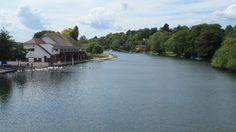 Reading, UK England, Building A House, River, Album, Reading, Outdoor, Home, Outdoors, Ad Home