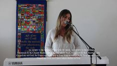 "The lovely and talented Elihana singing and playing piano to the modern Messianic Hebrew worship song ""Arutz Lizro'Otecha"" (I will Run To Your Arms)"