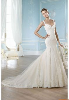 Wedding Dress St.Patrick Cobalto 2014