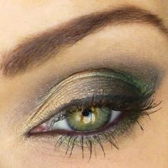 Gold, Virgo & Cyprus - Beautiful look for Blue, Green & Hazel Eyes -  gracemyfaceminerals.co