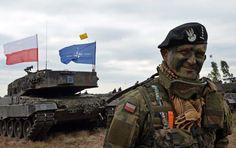 """Die massive Aufrüstung der Nato in Europa geht weiter. Offenbar plant die Militärallianz nun neue amerikanische Atomwaffen in Europa zu stationieren. Die USA und die Nato begründen die massive Aufrüstung als notwendig, um der """"aggressiven Russlandpolitik"""" entgegenzuwirken."""