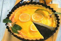 Citrónový koláč s tvarohom Cheesecake, Food And Drink, Pie, Baking, Sweet Dreams, Basket, Lemon, Torte, Cake