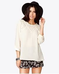 Image result for georgette top forever 21