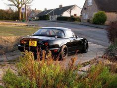 Typesticky's (Rik) roadster