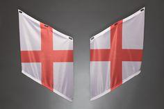 Fahnen | Armfahnen | flags | armflags | Fanartikel | Merchandising | England für 14,95 Euro