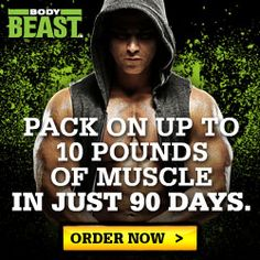 Body Beast - Pack on muscle