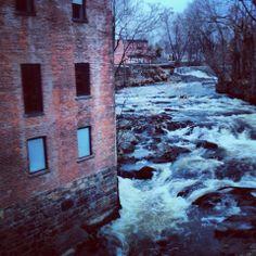 Fishkill Creek, Beacon, NY