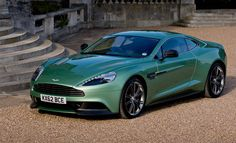 Aston Martin Vanquish | Cars | Wallpaper* Magazine: design, interiors, architecture, fashion, art