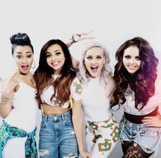 Little Mix being beautiful nothing new Jesy Nelson, Perrie Edwards, Little Mix Style, Sofia Carson, These Girls, Paris Hilton, Role Models, Descendants, Girl Power