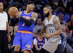 Crispy's Pre-Game Notebook: Knicks-Pistons