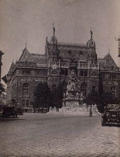 szentháromság tér, budapest