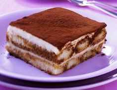 Chocolate Tiramisu without Coffee - Dessert Recipe - ccake Köstliche Desserts, Delicious Desserts, Dessert Recipes, Yummy Food, Fondant Cakes, Cupcake Cakes, Pie Recipes, Sweet Recipes, Parfait