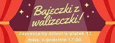 Zapraszamy na przedstawienie Pani Teatrzyk https://www.facebook.com/events/777647555727028