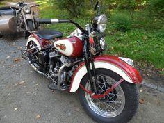 klikni pro další 145/156 Harley Davidson, Motorcycle, Vintage, Motorcycles, Vintage Comics, Motorbikes, Choppers