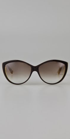 if someone bought be these i would literally pee my pants-Alexander McQueen  Cat Eye Sunglasses