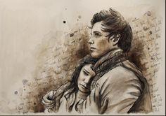 Eponine and Marius, Little Fall of Rain
