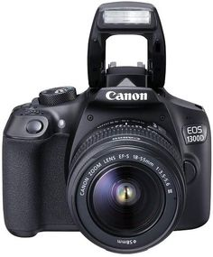 Canon today announced its latest entry-level DSLR, the Rebel (known as the EOS in other countries). If you're looking for a groundbreaking new cam Canon Eos 1100d, Nikon D3300, Sony A6000, Best Dslr, Best Camera, Canon Rebel Eos, Canon Kamera, Wifi, Appareil Photo Reflex
