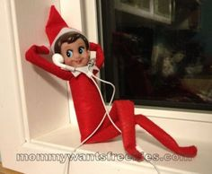 Make your Elf on the Shelf Poseable in 5 Easy Steps!!