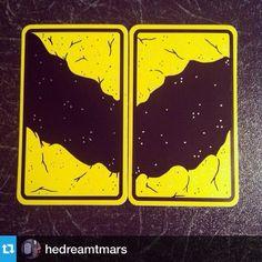 #stickersocialclub @hedreamtmars.・・・Planets @eggshellstickers
