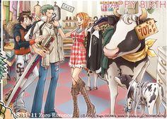 One Piece Crew, Nami One Piece, One Piece Ship, One Piece Anime, Luffy X Nami, Roronoa Zoro, Samurai Champloo, 0ne Piece, Hyouka