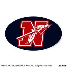 NORWOOD HIGH SCHOOL  OHIO SPEAR PRIDE