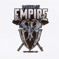 Roman Reigns Logo, Wwe Roman Reigns, Roman Reighns, Roman Reigns Shirtless, Roman Reigns Wwe Champion, Wwe Logo, Empire Logo, The Shield Wwe, Wrestling Stars