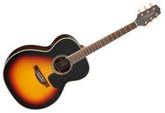 TAKAMINE Guitare Folk Takamine de la série G50. Une magnifique guitare pour les guitariste qui recherchent un look et un son de qualité. Elle possède une table d'harmonie en épicéa massif ainsi qu'un barrage type Quartersawn