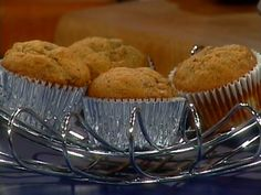 Banana Nut Muffins from FoodNetwork.com