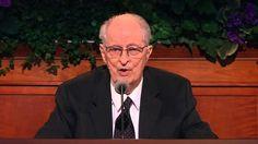 Being a More Christian Christian- Elder Robert D. Hales