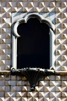 Casa dos Bicos, Lisbon, Portugal - Now Fundação José Saramago
