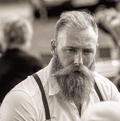 Welcome to images of beautiful bearded men. Handlebar Mustache, Beard No Mustache, Great Beards, Awesome Beards, Hipsters, Epic Beard, Full Beard, Beard Images, Mustache Styles