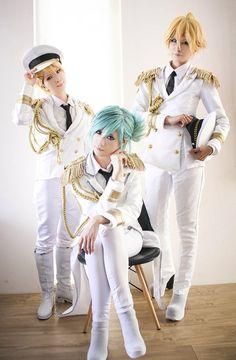 uta no prince sama cosplay | more Uta no Prince Sama cosplay