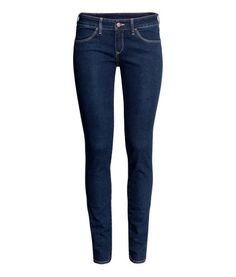 Skinny Low Jeans | Product Detail | H&M