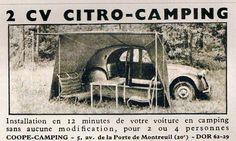 2cv pub citro-camping