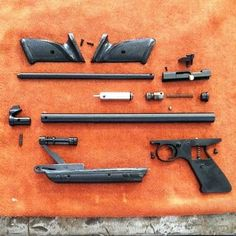 crosman air rifle parts