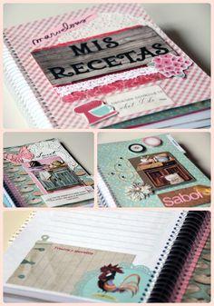 Precioso recetario de Silvia Gómez, a la venta, aquí: http://www.teapartyfor3.com/cat%C3%A1logo-de-productos/diarios-cuadernos-y-recetarios/recetarios/