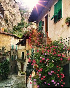 Limone sul Garda (comuna), Lombardia, Bréscria, Itália