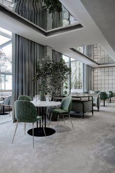 Flora Danica, Paris, 2017 - GamFratesi Design