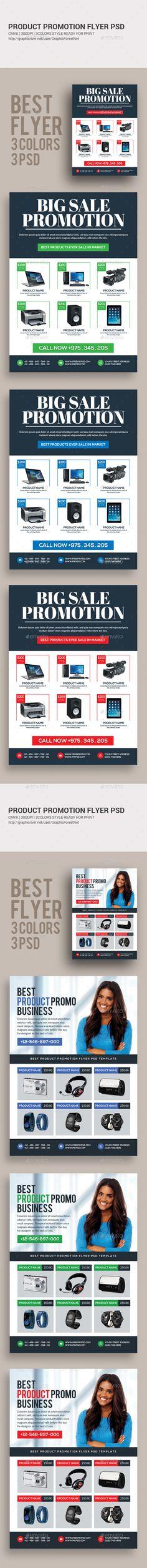 Supermarket   Product Flyer Flyer template, Authors and Template - product flyer