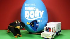 New Finding Dory Disney,Pixar Giant Surprise Egg Unboxing WD Toys
