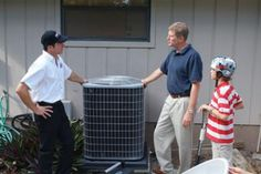 These seasoned providers offer free estimates and affordable prices on quality heating and air conditioning services. They provide trusted HVAC installation, maintenance and more. Air Conditioning Services, Heating And Air Conditioning, Work For The Lord, Always On Time, New Port Richey, Fun To Be One, Conditioner, Hvac Installation, Tarpon Springs