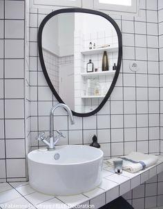 Une salle de bains aux détails futés