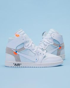 "best sneakers 6cb67 dadc5 StockX on Instagram  ""Round of applause for one of our 2018 favs, the Air  Jordan 1 Retro High Off-White 👏👏👏"""