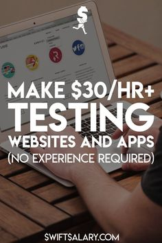 MAke Money Test Apps - Testing websites and apps is an awesome work at home opportunity. The pay is high and the work is easy, what more could you ask for? Check out these Getting Paid To Test Apps With AppCoiner Is As Simple As Earn Money From Home, Earn Money Online, Make Money Blogging, Way To Make Money, Money Fast, Money Tips, Get Cash Fast, Big Money, Saving Money