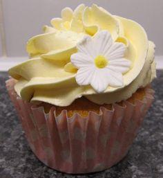 Pretty Spring Cupcakes!!