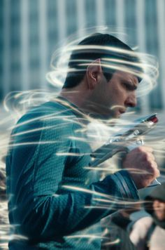 "Star Trek Into Darkness---While I don't approve of all the Abrahms changes to ""Prime TOS"" timeline, I do like Quinto's portrayal of Mr. Spock."
