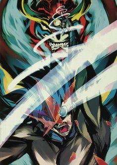 HD wallpaper: blue, white, and red textile, Tengen Toppa Gurren Lagann, full frame Manga Anime, Art Anime, Manga Art, Framed Wallpaper, Hd Wallpaper, Wallpapers, Gorillaz, Lagann Gurren, Gurren Laggan